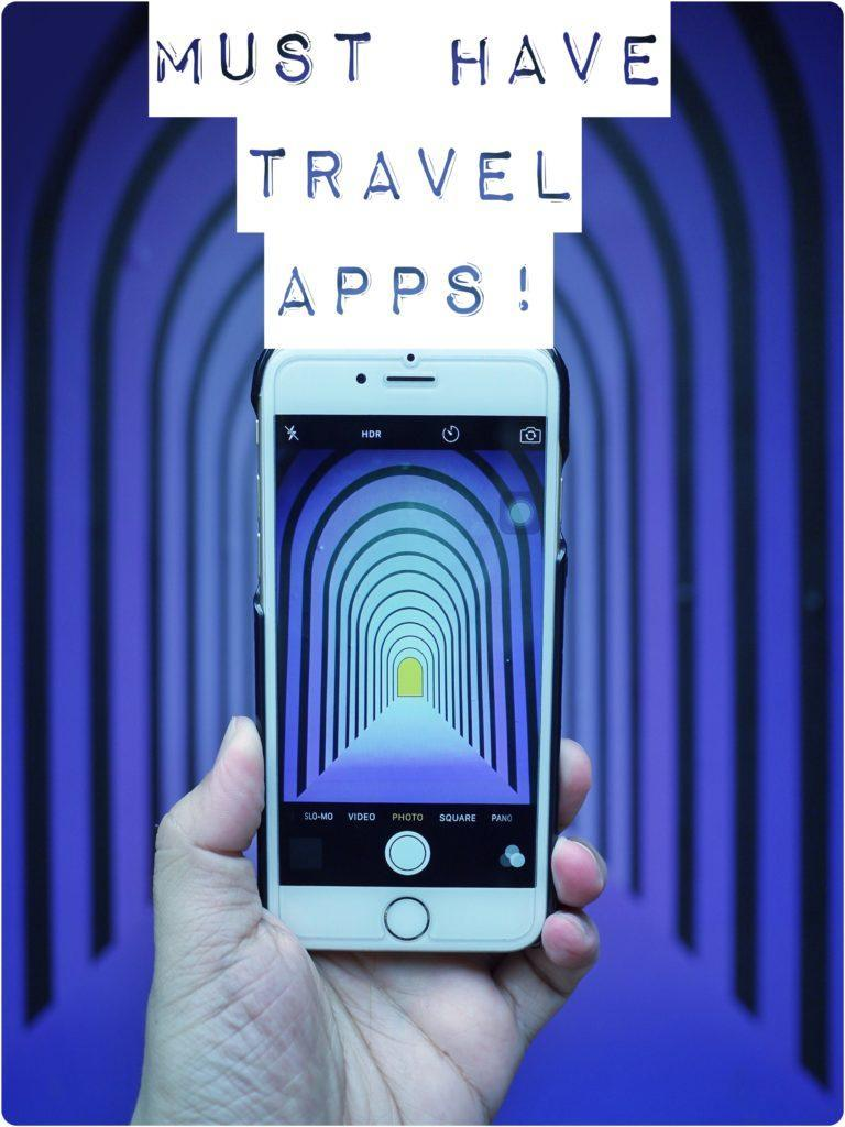 The Mega Load of Must-Have Travel Apps picked by Travel Bloggers Around the World!