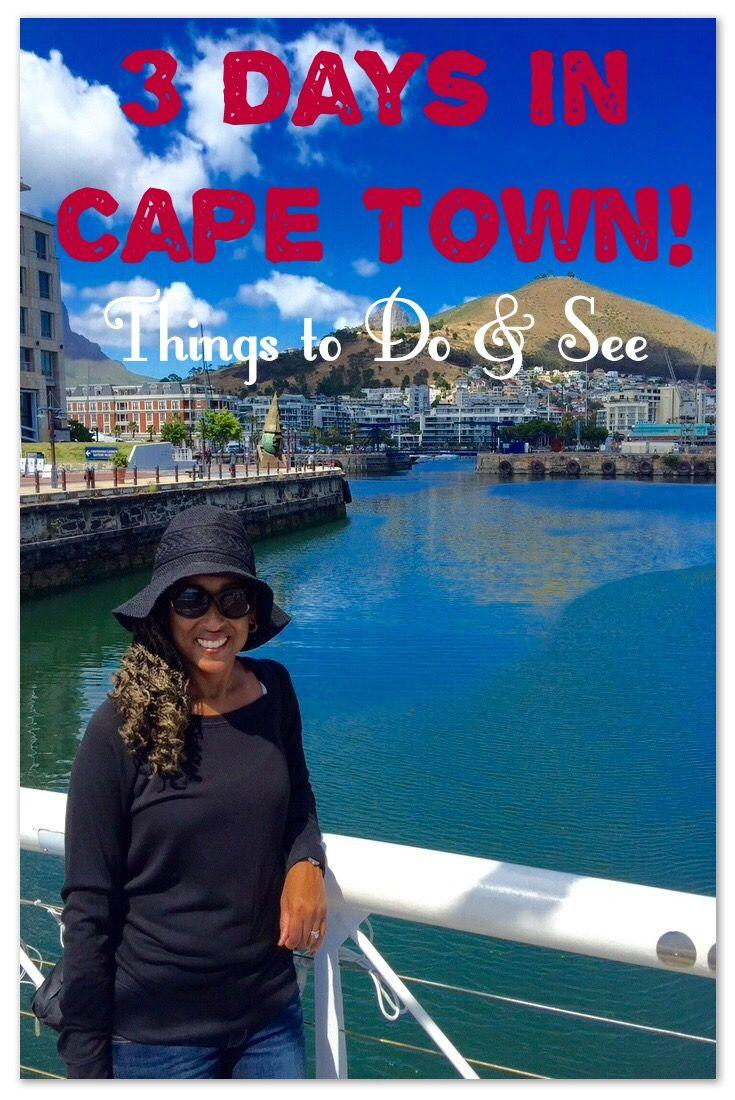 3 Days in Cape Town, things to do in Cape Town, travel, south africa travel, south africa destinations,: Things to Do & See! A list of the most popular attractions in this beautiful South African city!