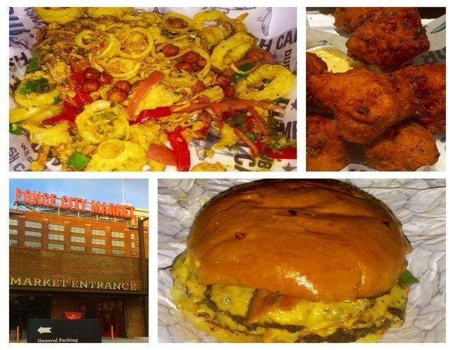 Ponce City Market Food Crawl! If you live in Atlanta or visiting the area, read my review of the restaurants located in Ponce City Market! It is the perfect destination for foodies!