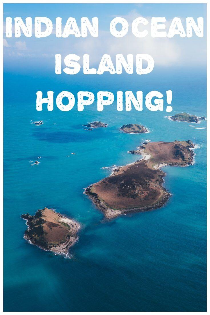 Indian Ocean Island Hopping! A Travel Guide to Zanzibar, Seychelles, Reunion Island and Mauritius!