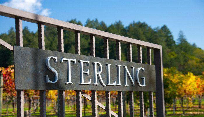 Celebrate Spring with Sterling Wines! Wine pairings included!