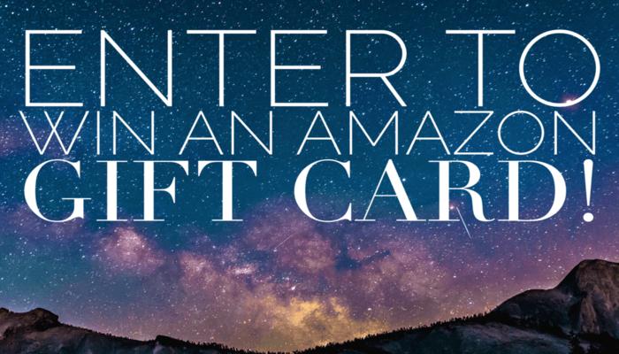 $300 Amazon Gift Card Giveaway!