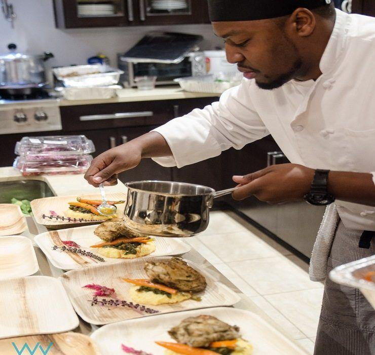 Cooking with Bae: An Interview with Culinary Couple Ashley and Jermaine!