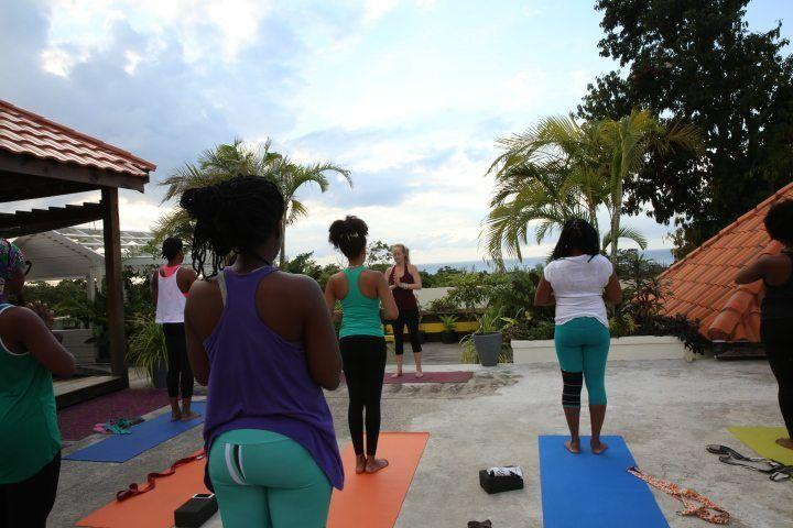 The Runaway Jamaica: A B&B for Wellness & Foodies!