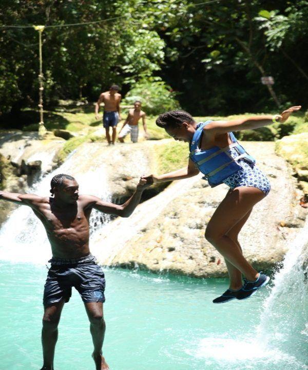 runaway retreat waterfall resized