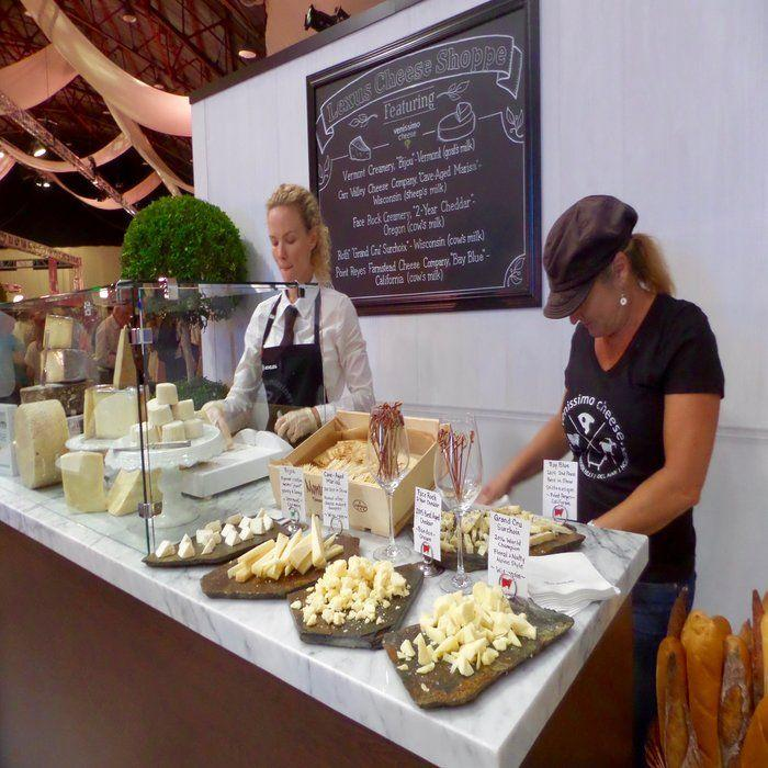 2016 Los Angeles Food and Wine Festival Lexus Grand Tasting Recap!