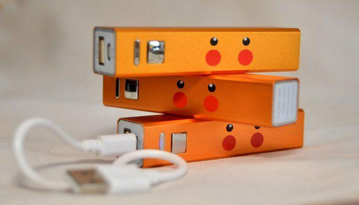 Pokemon Phone chargers