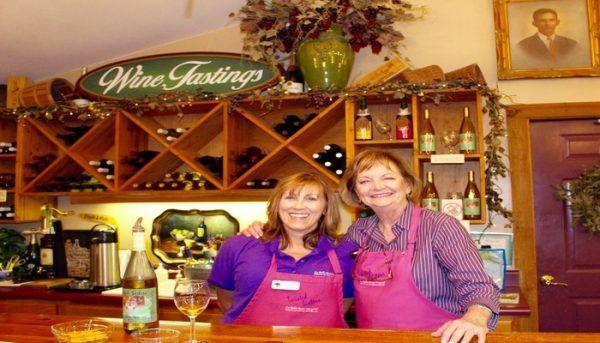 Wine Tasting in Myrtle Beach: La Belle Amie Vineyard!