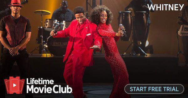 Lifetime Movie Club App: Whitney Houston