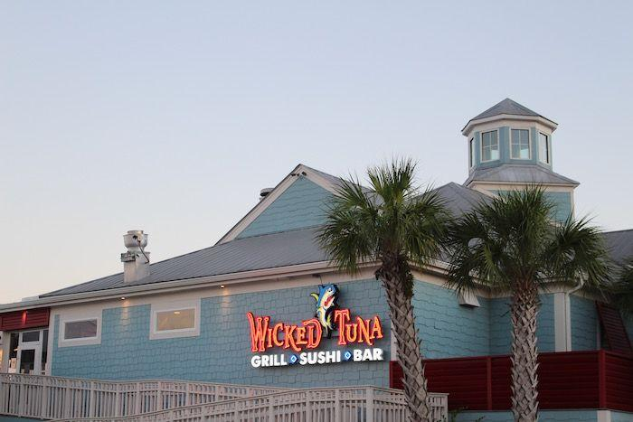 Wicked Tuna restaurant