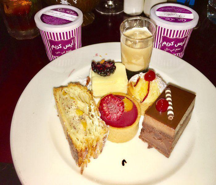 Dubai desserts