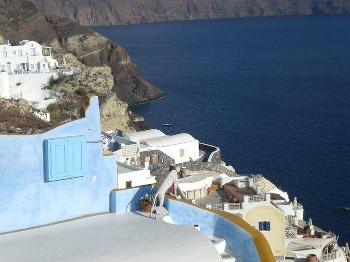 The Many Wonders of Santorini Greece!