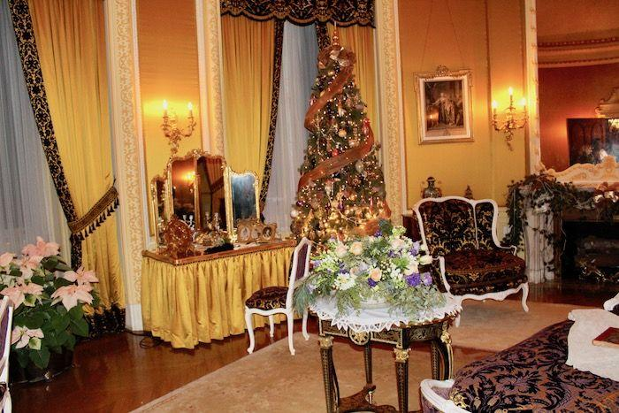 Christmastime at The Biltmore Estate in Asheville North Carolina! Includes a tour of the famous Biltmore House built in the 1800s by George Vanderbilt!