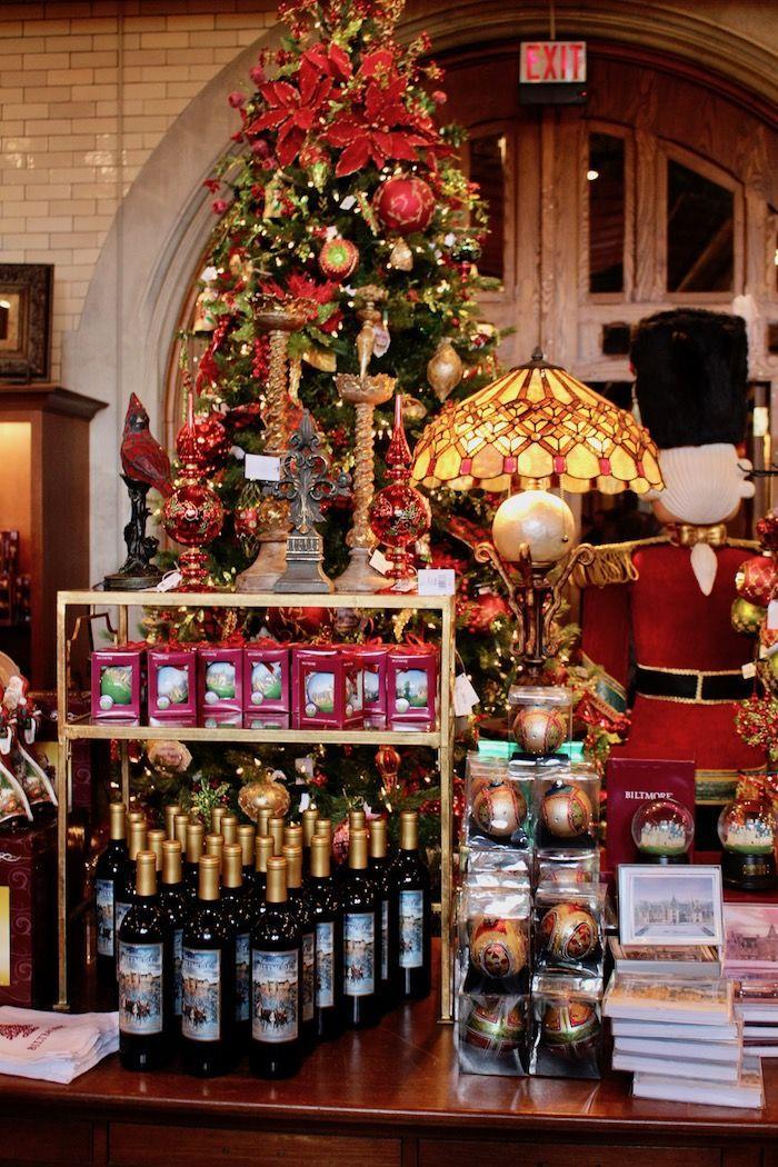 Christmastime at The Biltmore Estate!