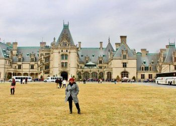 Christmastime at The Biltmore Estate!