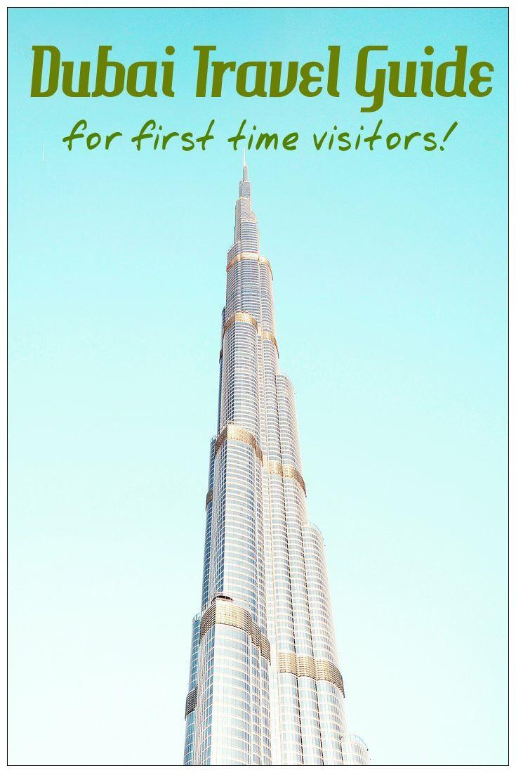 Dubai Travel Guide for First Time Visitors! - The Sophisticated Life
