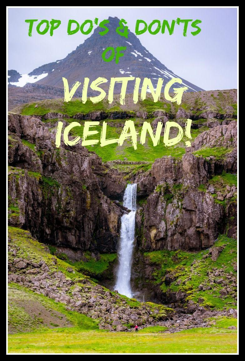 Top Do's and Don'ts When Visiting Iceland! Read what a travel expert has to say about visiting Iceland! Tips on how to get there, how much money to bring, planning a trip to the blue lagoon, food costs and much more!