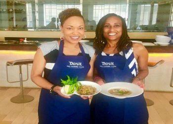 Dusit Thai Cooking Class in Chiang Mai Thailand!