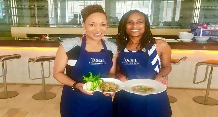 Dusit Thai Cooking Class in Chiang Mai Thailand!