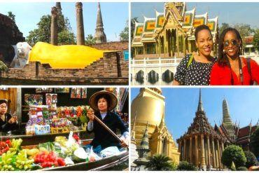 12 Must Visit Places in Bangkok & Beyond! If you are traveling to Bangkok this detailed list of temples, palaces, historical sites, massage parlors, restaurants and roof top bars will be all you need to have an amazing visit to Bangkok Thailand!