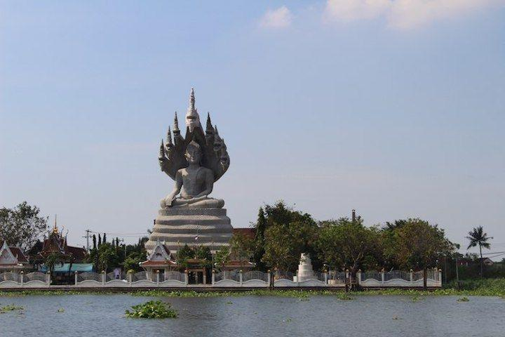 Buddha along the River of Kings