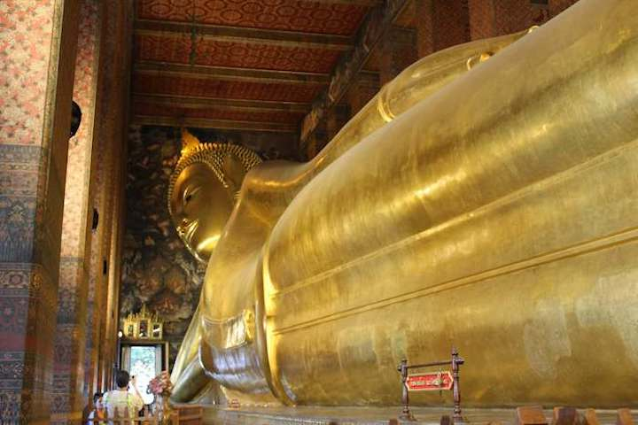 Wat Pho-Temple of the Reclining Buddha