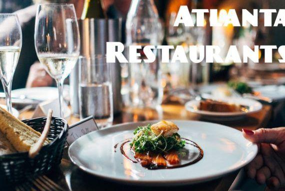 A list of the Best Restaurants in Atlanta! Read picks from an Atlanta food blogger on the best places to eat and drink in the city!