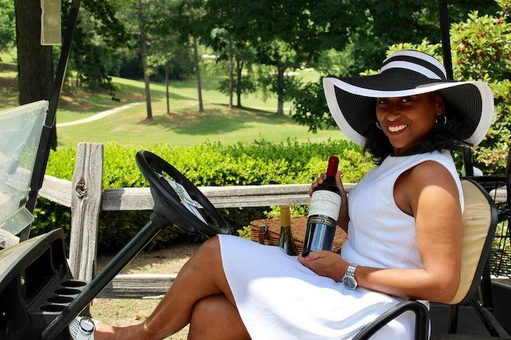 Wine Down while golfing with Gran Reserva Wines!