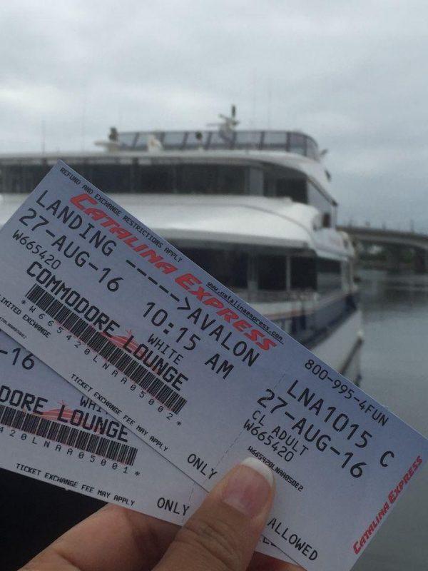 santa catalina island ferry tickets