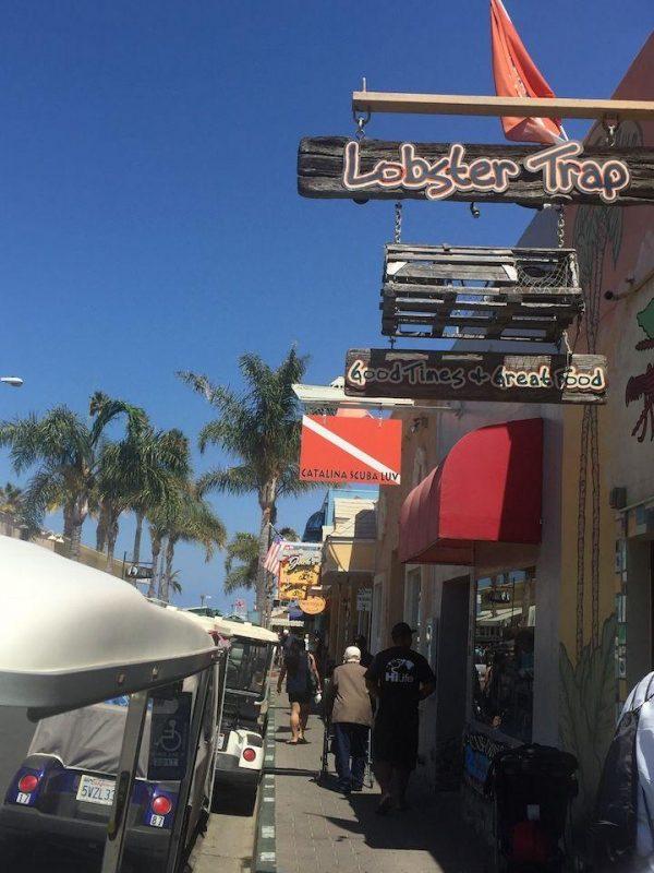 restaurants on Catalina Island