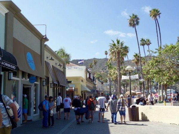 Boutiques and Shops in Avalon