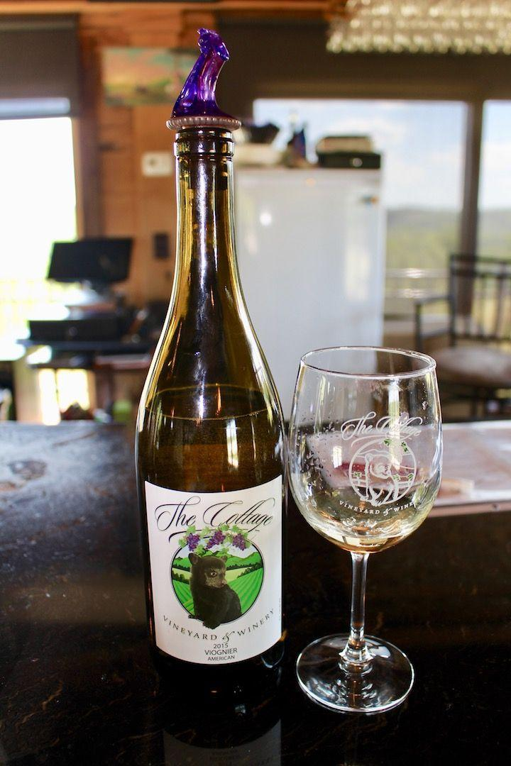 Wine Tasting In & Around Helen Georgia: The Unicoi Wine Trail!