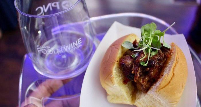 The 2017 Atlanta Food & Wine Festival Recap! Know the South! Tasty food and cocktails from all over the south!