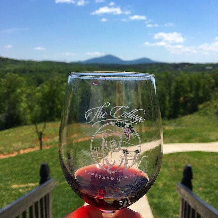 wine tasting in helen GA