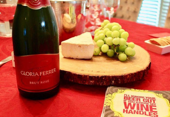 Gloria Ferrer Caves and Vineyards! Girls Night In! Wine Down Wednesday Night! Have a great girls night with these delicious sparkling wines!