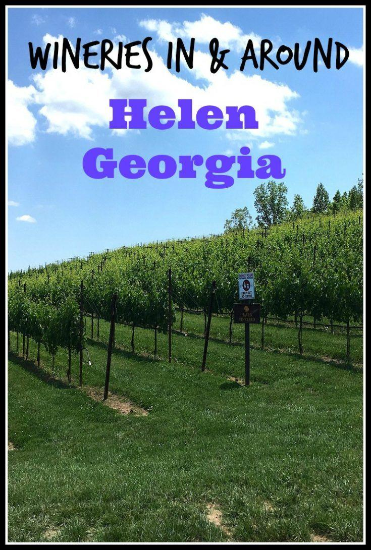 Wine Tasting In and Around Helen Georgia! , wineries in georgia, georgian wine, unicoi wine trail