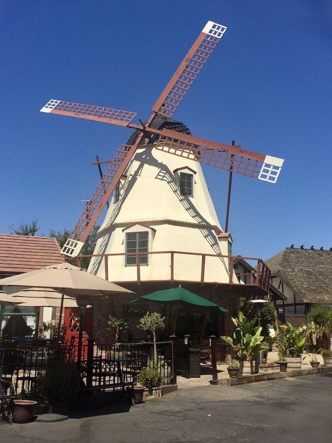 Favorite summer destinations solvang california
