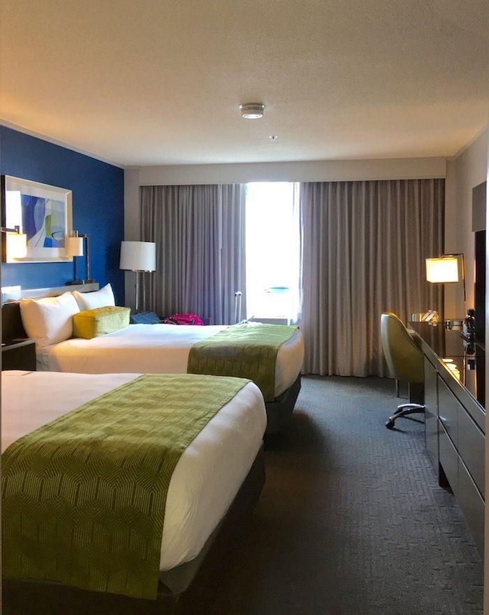 Royal Sonesta Boston Hotel in Cambridge Massachusetts. A full hotel review!