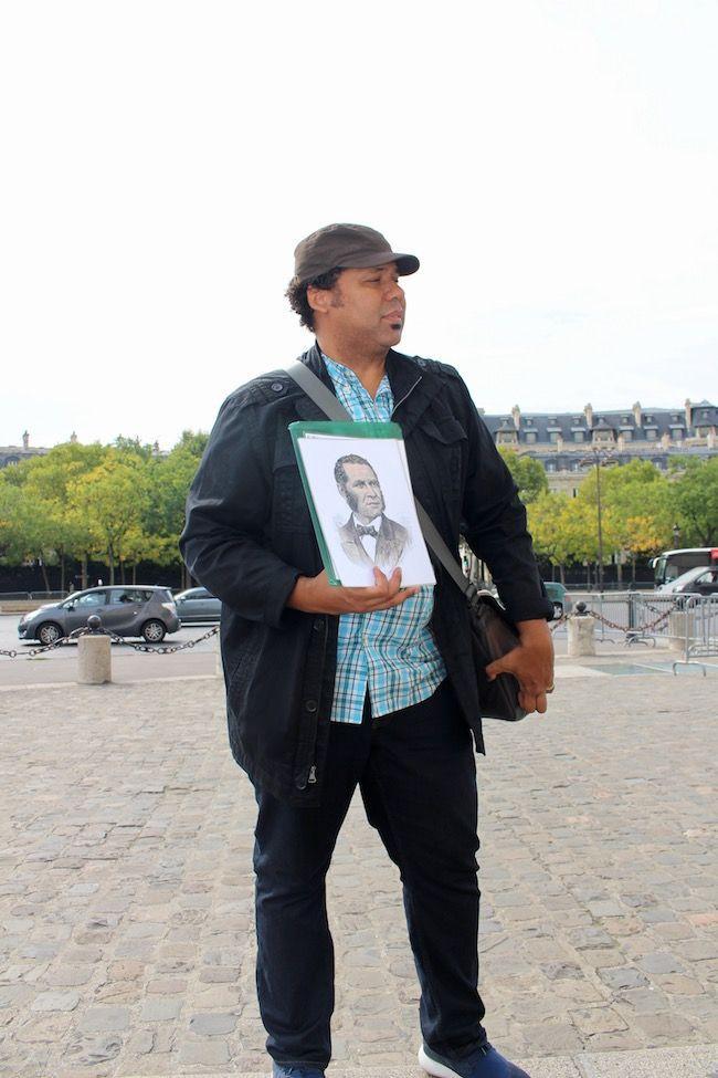 The Black Paris Tour with Ricki Stevenson