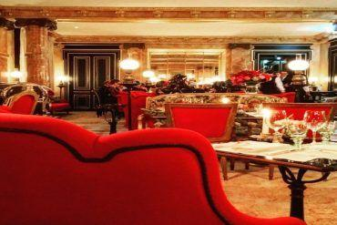 Fine Dining in Paris France at La Reserve Hotel & Spa!