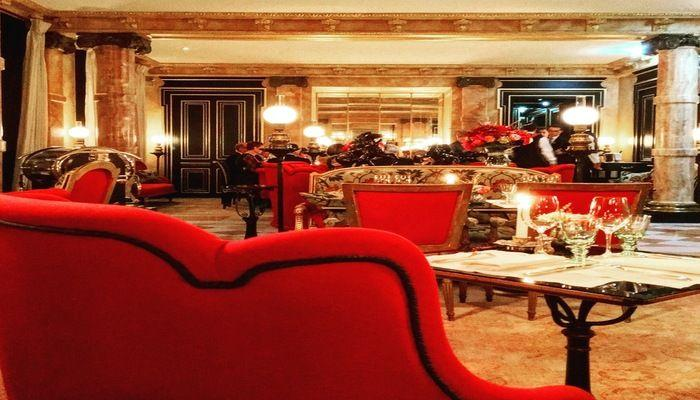 Fine Dining in Paris France at La Reserve Hotel & Spa!