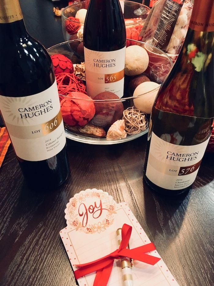 Toast to the Holidays with Cameron Hughes Wine!