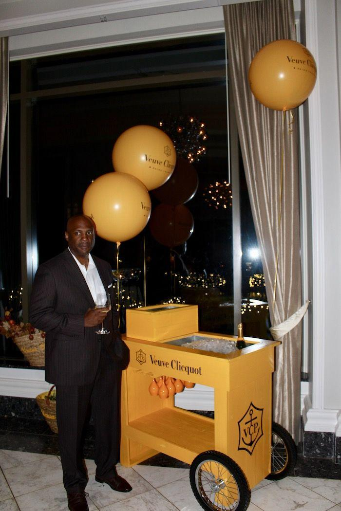 Mandarin Oriental Atlanta Events Veuve Clicquot Champagne Dinner