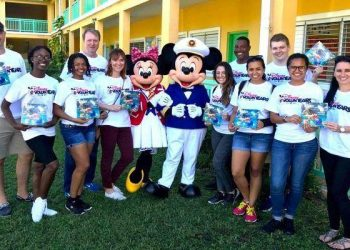 Disney Gives Back, Disney Philanthropy, Disney charities, Disney Social Media Moms Celebration