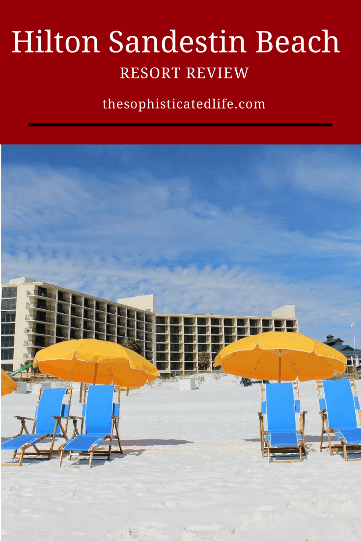 Hilton Sandestin Beach Resort Review, Hilton Sandestin Beach Golf Resort & Spa, Florida Gulf Coast vacation