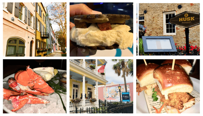 A list of great places to eat in Charleston South Carolina. Charleston Restaurants. Food in Charleston. Charleston Foodies. Eating and Drinking in Charleston