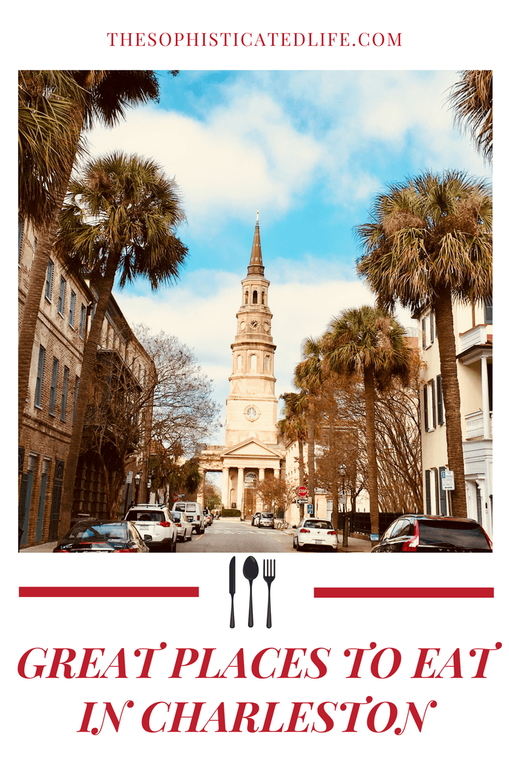 places to eat in Charleston, A list of great places to eat in Charleston South Carolina. Charleston Restaurants. Food in Charleston. Charleston Foodies. Eating and Drinking in Charleston