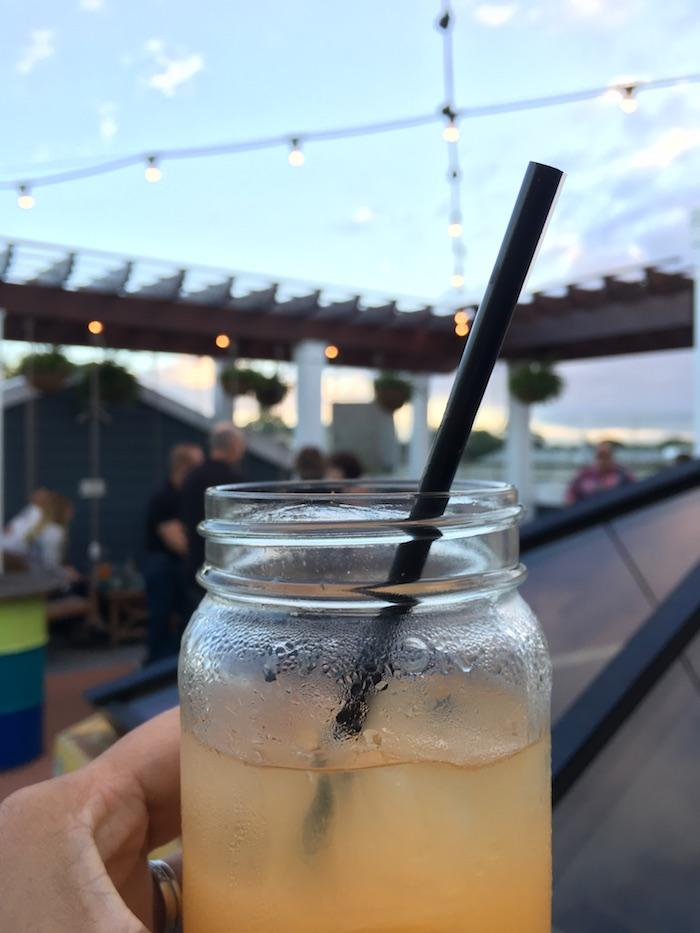 Rhum rooftop bar