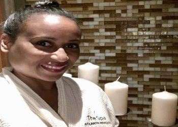 Atlanta Marriott Marquis Spa Review, hotel spas, luxury spa