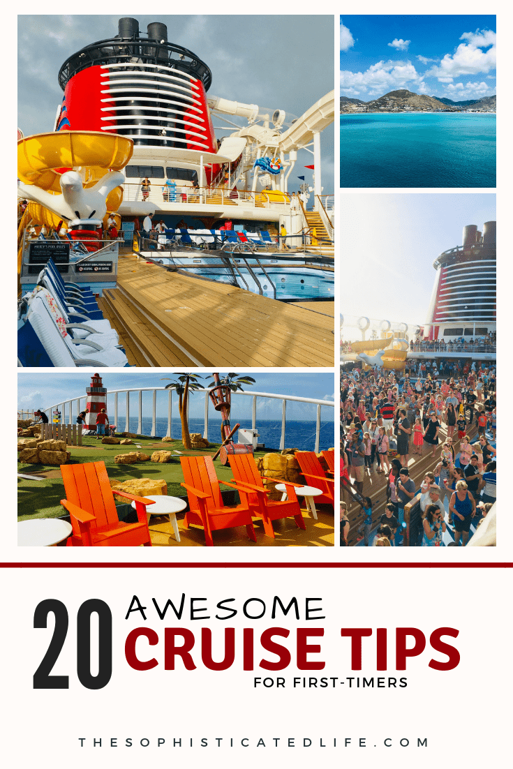 20 Awesome Cruise Tips for First-Timers